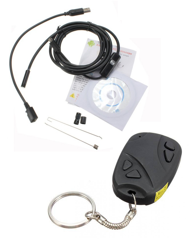 endoscope-keychain