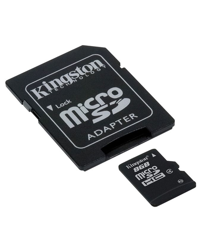 Kingston-MICRO-SD-8GB-Memory-Card