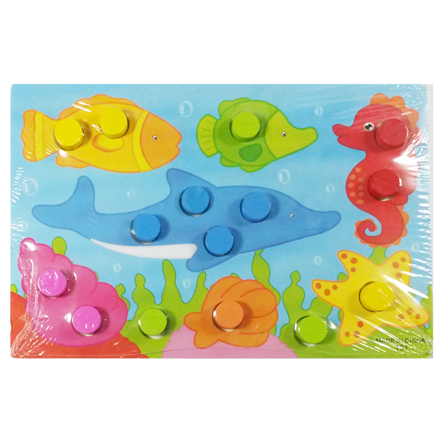 button-board-sea-animals