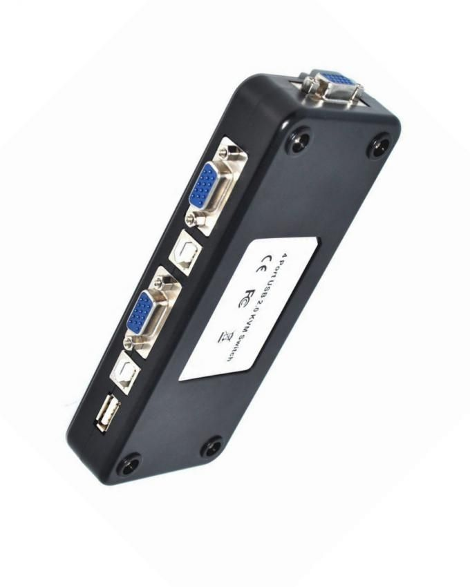 KVM-usb-switch-4-port