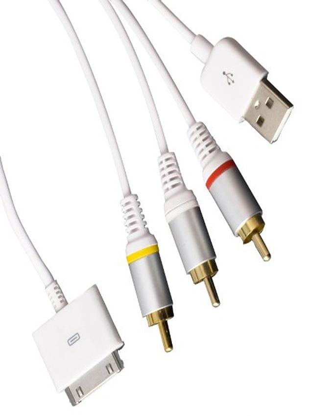 I-Pad-3-To-Av-Cable