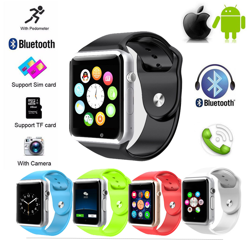 how to connect smartwatch to iphone