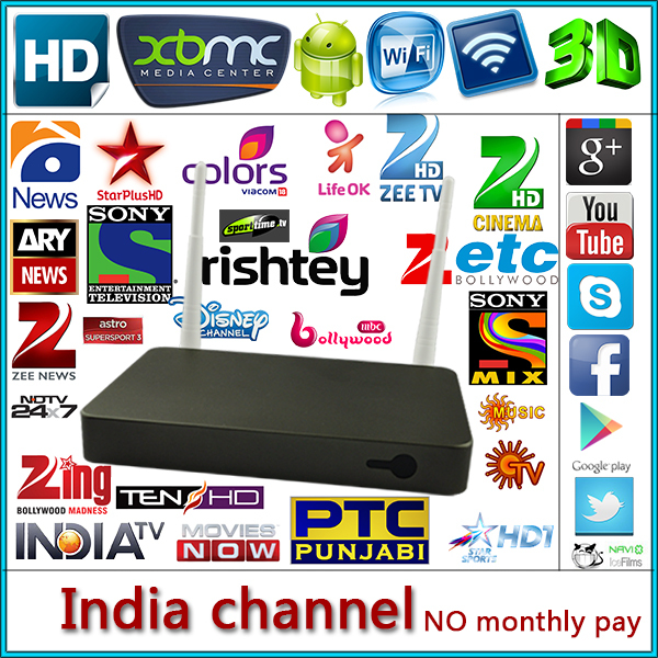 God, android smart tv box price in india