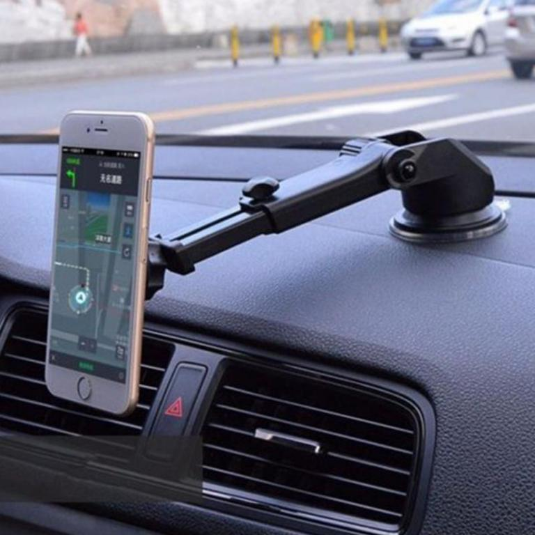 Phone Stand Suction Cup Car Holder Mount