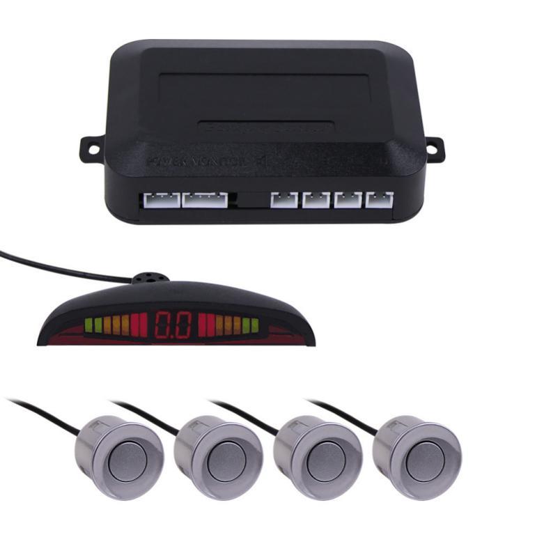 Reverse Assistance Radar Monitor Parking System Sensor