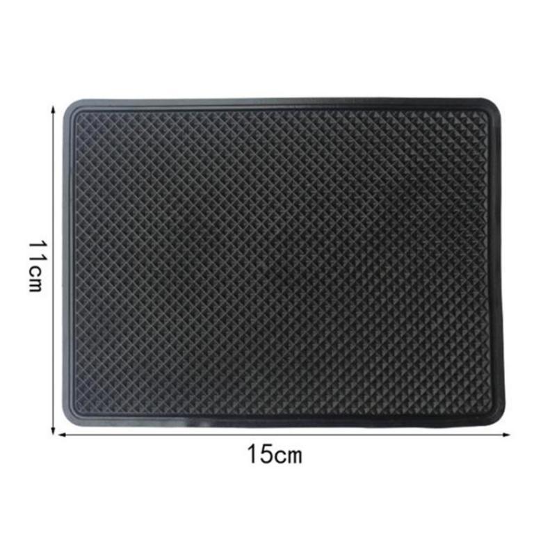 Anti-Slip Dashboard Sticky Pad Non Slip Mat 5.90 x 4.33 Inch