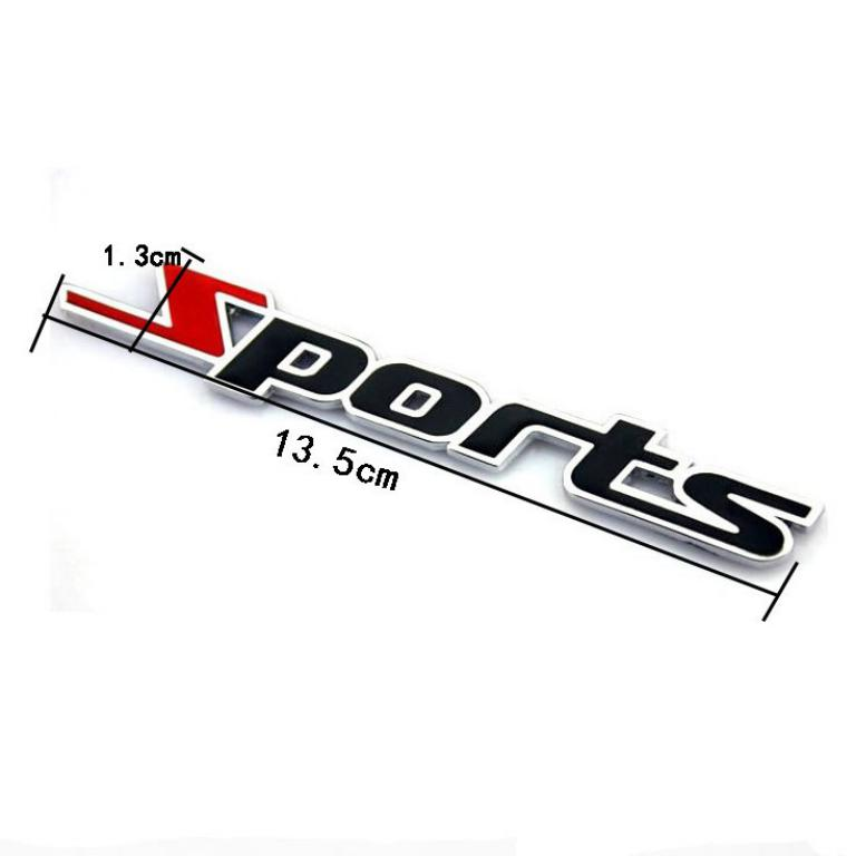 Hot Classic SPORTS MIND Logo ATS-0047