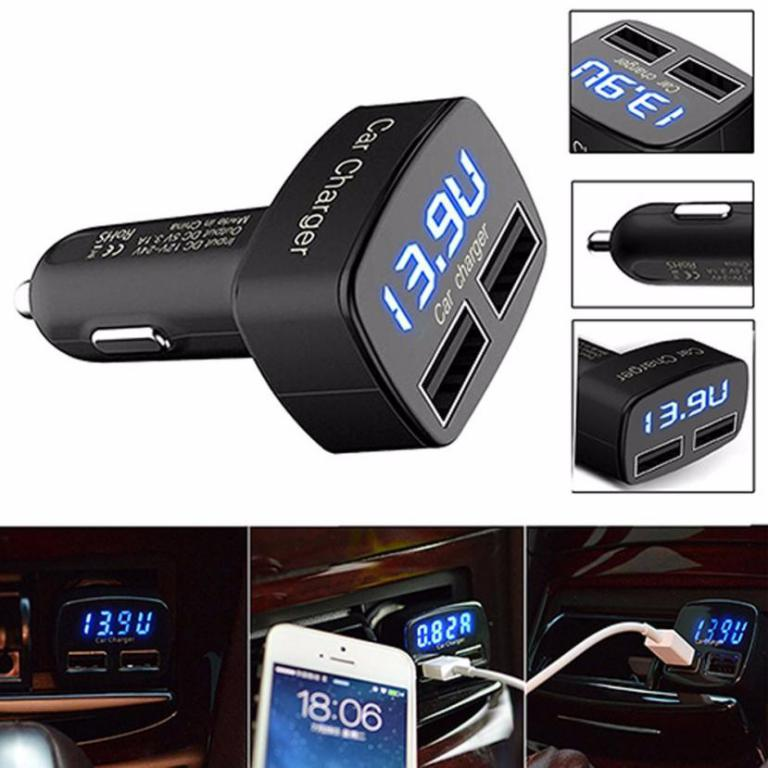 car-usb-socket-4-in-1-dual-usb-car-charger-ats-0092