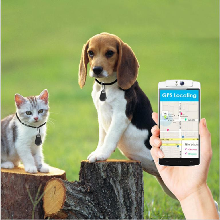 Smart Tag Bluetooth Tracker - Bag, Wallet, Pet, Key Finder