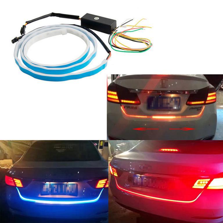 Trunk Light with Side Turn Signals - Rear lights Car Braking