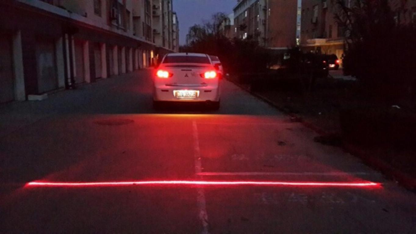 Anti-Fog , Anti-collision LED Laser Fog Light
