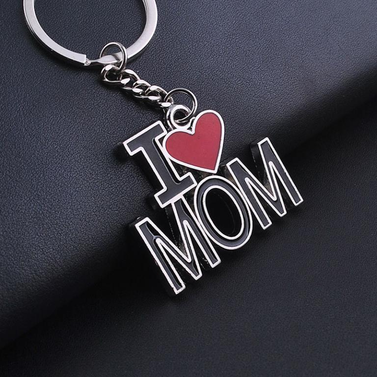 I-LOVE-MOM-Key-Chains-Fashion-Metal-Key-Rings-ats-158