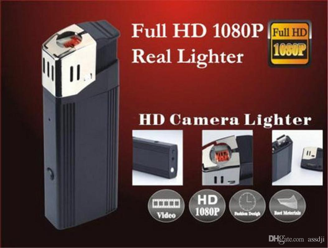 Camera Lighter with USB