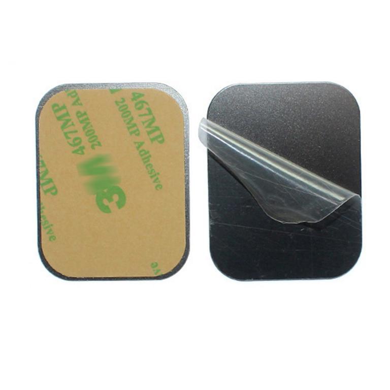 Metal Plate Magnetic Car Phone Holder