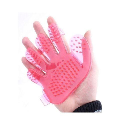 Pets-Bath-Glovepink