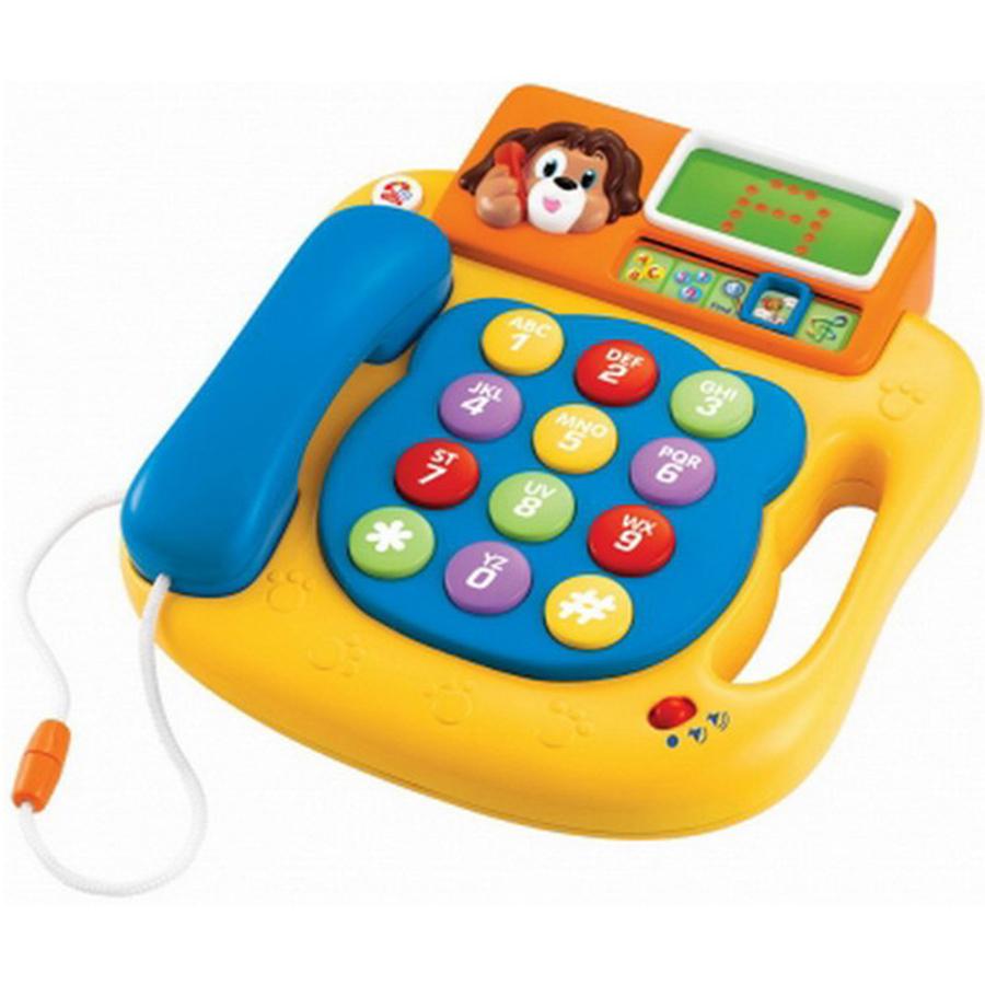 Winfun Talk and Pull Animal Phone
