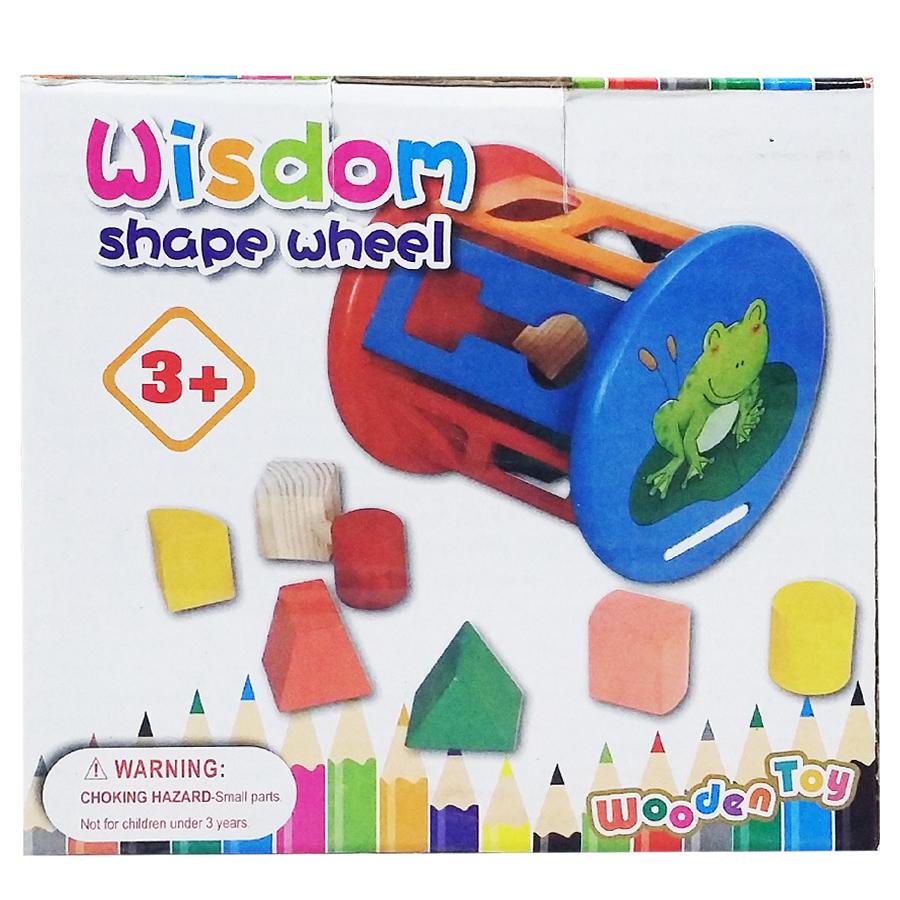 Wisdom Shape Wheel - Large