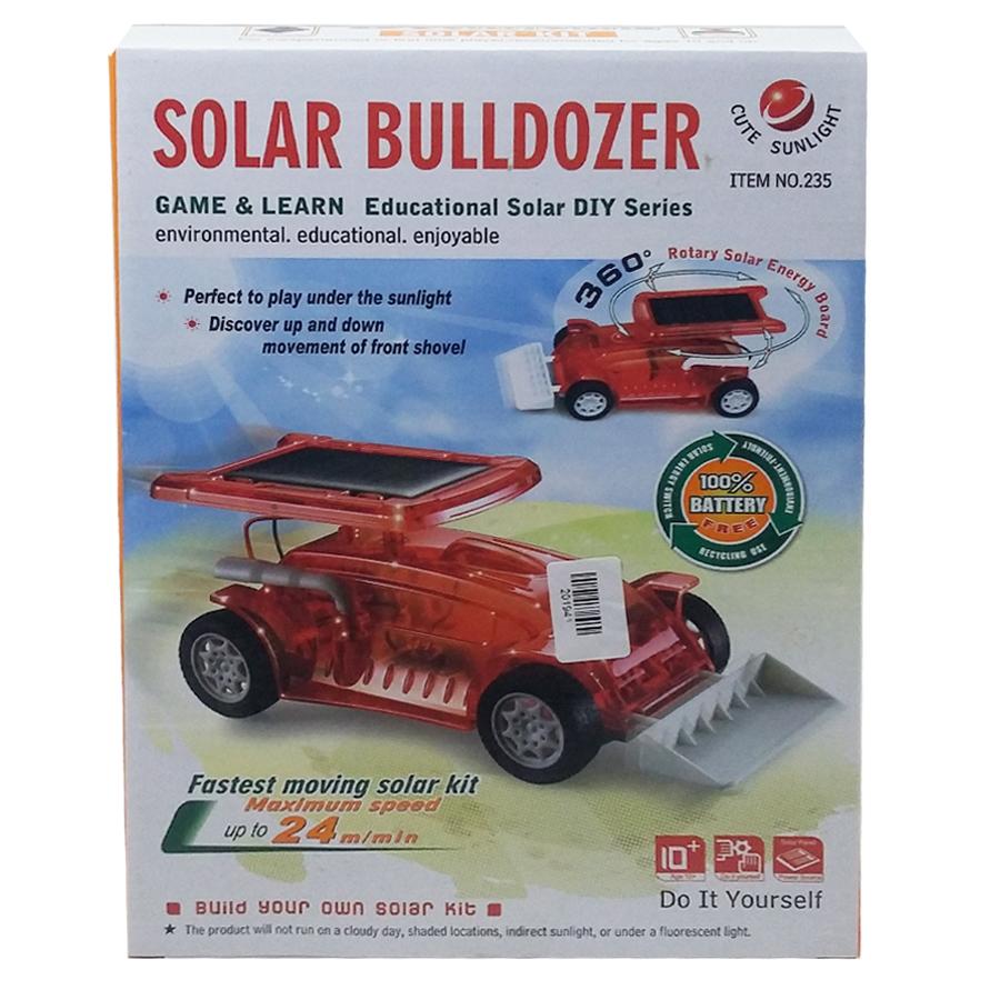 Solar Bulldozer - 235