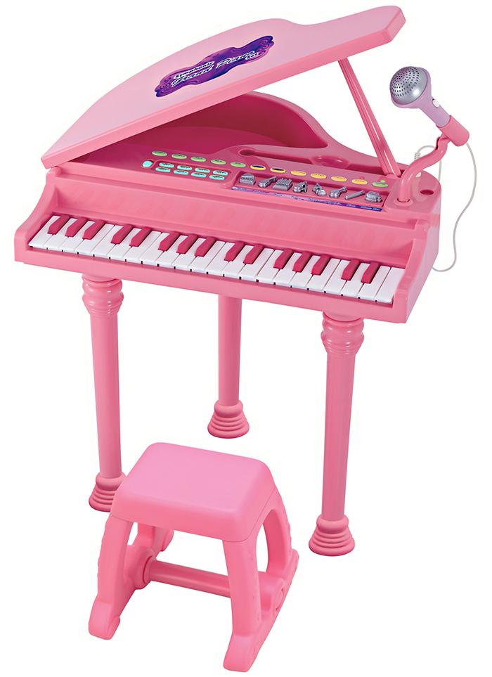 WinFun - Symphonic Grand Piano Set - Pink - 2045