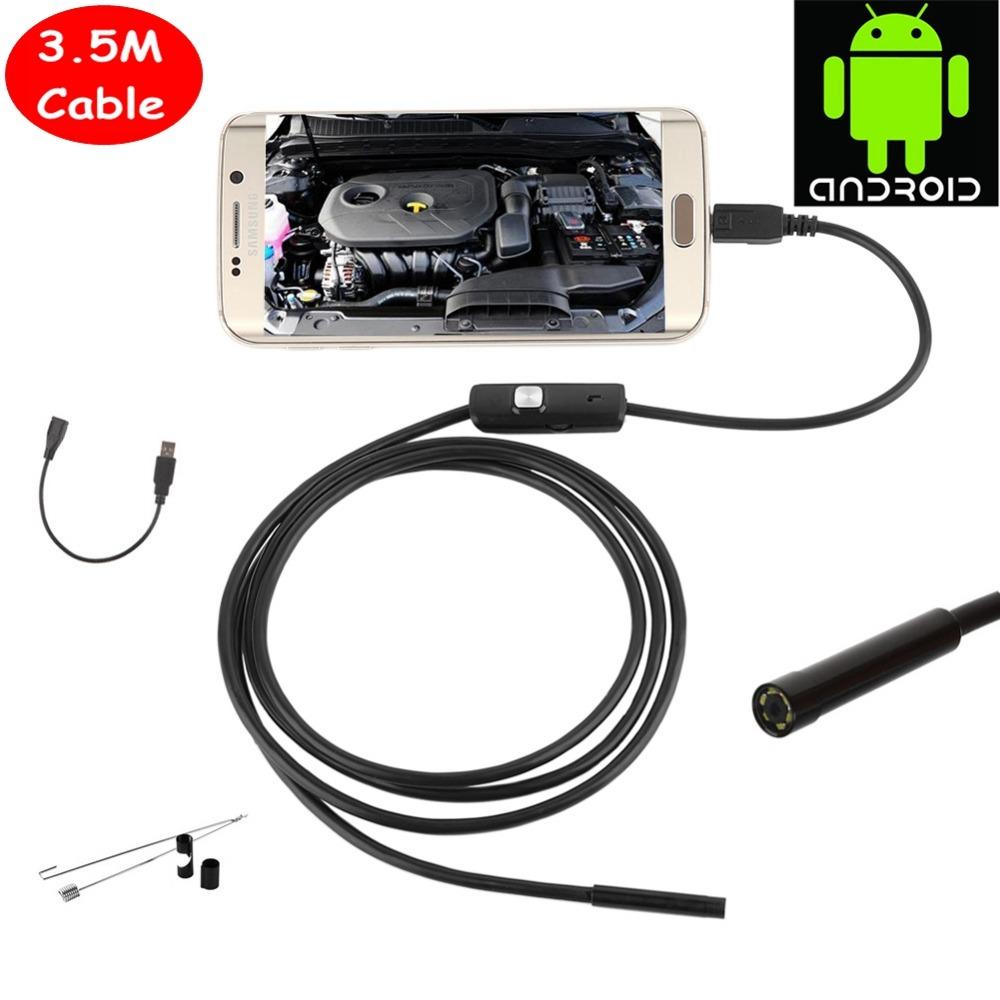 Micro Endoscope Camera
