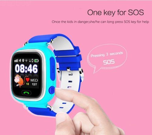 Kids Location GPS Position Smart Watch