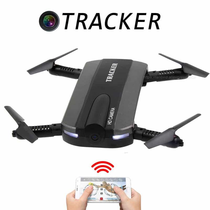 Drone Tracker Camera