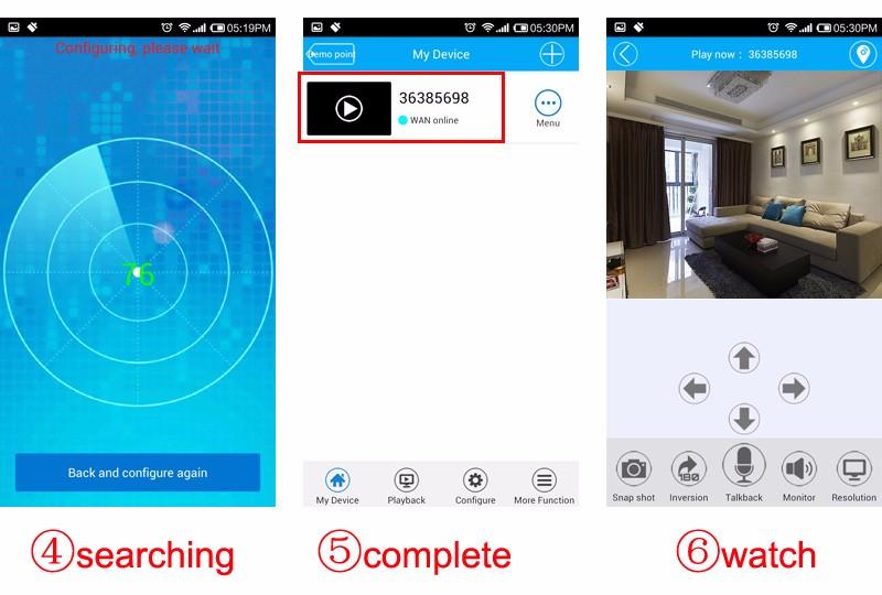 WiFi Wireless Waterproof Outdoor Security IP Camera