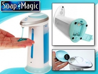 Automatic Touchless Sanitzer-Soap Dispenser