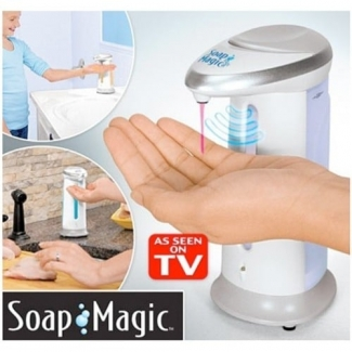 Soap-Magic-Dispenser