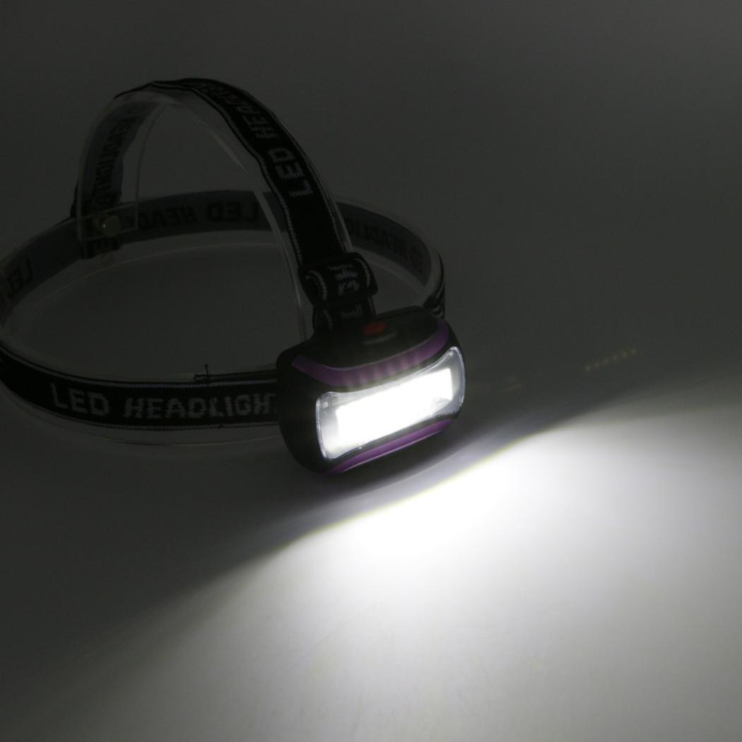 Head Light For Hiking-Trekking-Camping