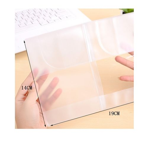 Passport Lamination Cover - Transparent