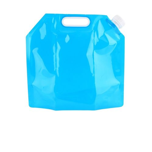 Foldable Water Bottle for Camping Hiking Travel - 5 Ltr