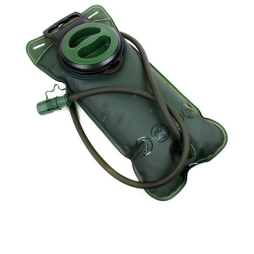 Water Bag Bladder - 2 Liter - Army Green