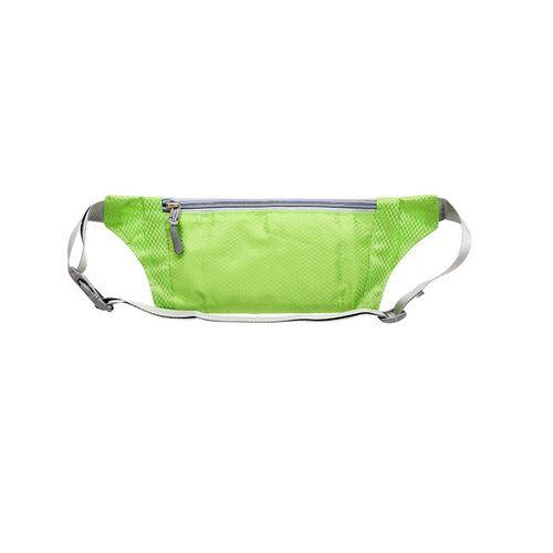 Travel Waist Bag Hiking Sports Waist Belt Running Zip Pouch