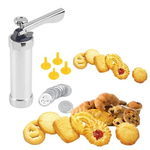 Cookie Making Press and Decorator Machine