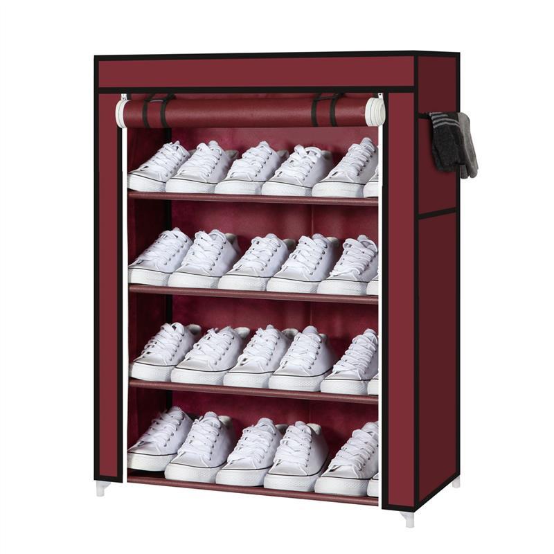 4-5-Layer-Shoe-Rack-and-Wardrobe-Rack