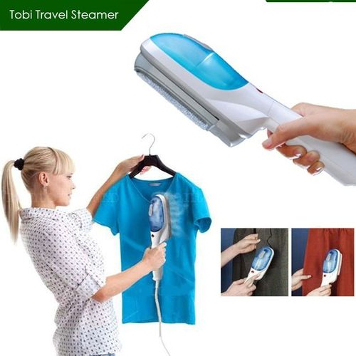 Tobi Steam iron Travel Steamer Perfect to Remove Wrinkles