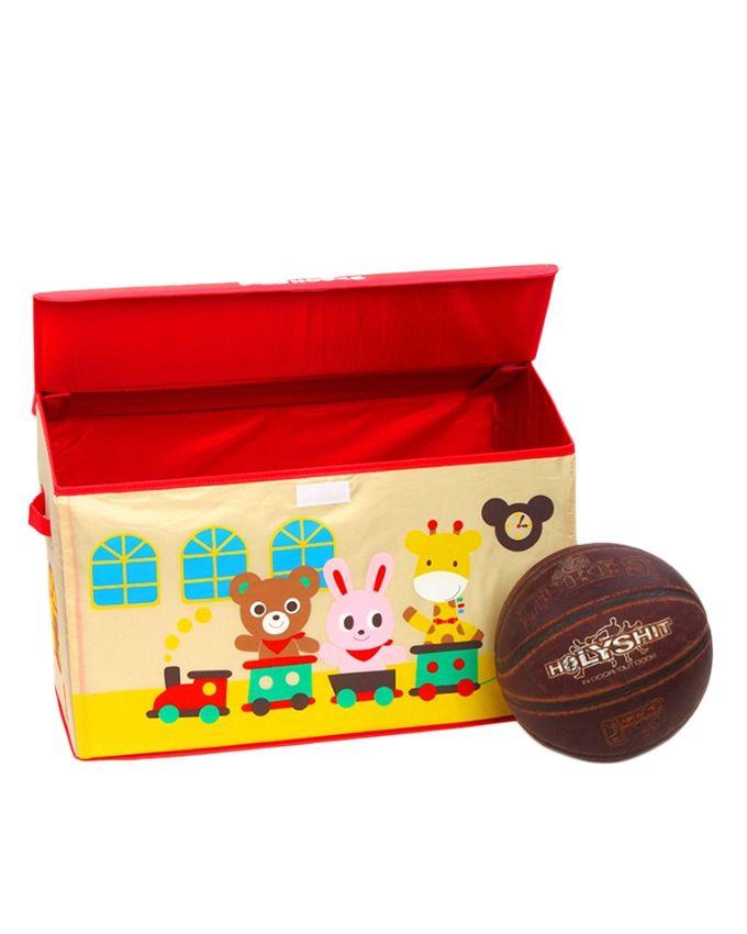 Cartoon-Toy-Storage-Box-Multicolor