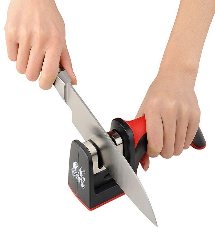 Knife Sharpener - Black