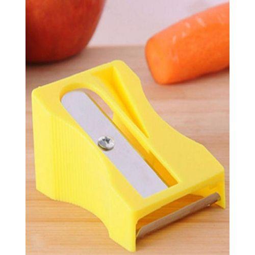 Vegetable-Peeler-Yellow