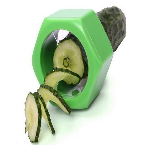 Cucumber Slicer - Green