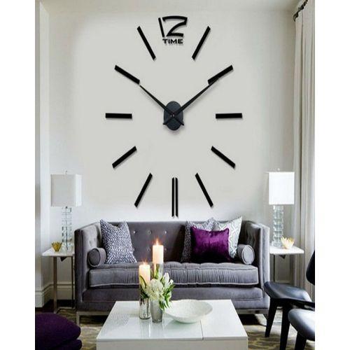 3D-line-DIY-wall-Clock