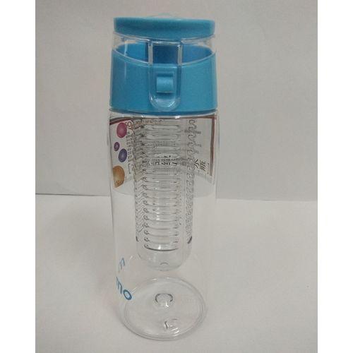Detox Water Bottle - Blue