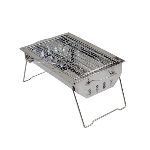 Stainless Steel Foldable BBQ Grill