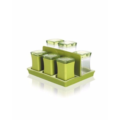 Sauce Container Green