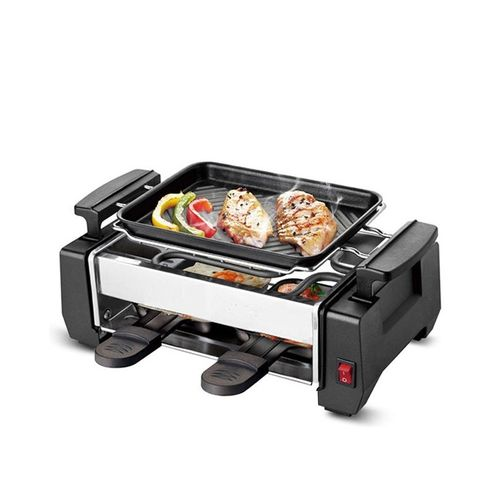 Electric Barbeque Grill With Toaster + Electric frying pan