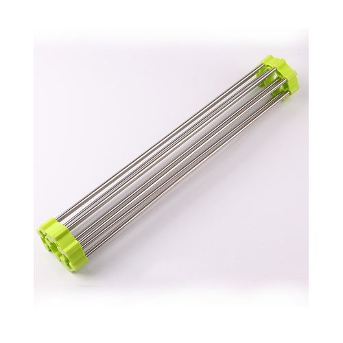 Stainless Steel Folding Drain Leachate Rack