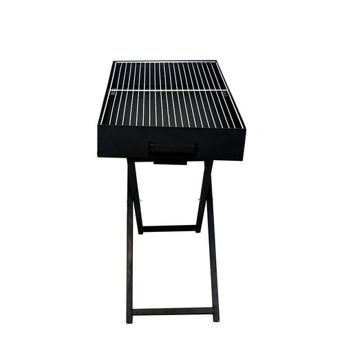 Portable Stainless Steel Charcoal Bbq Grill With Stand