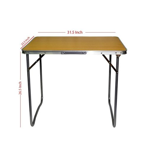 Portable Folding Aluminum Table
