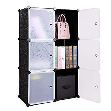 White-Black-Wardrobe-Organizer-Rack-For-Kids-6-Cubes